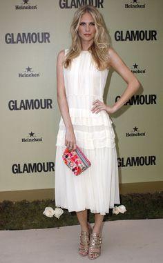 Decimo aniversario de la revista Glamour: Poppy Delevigne | Galería de fotos 1 de 44 | Vogue