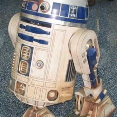 R2-D2 Star Wars Episode III: Revenge of the Sith, Star Wars Episode IV: A New Hope, Star Wars Episode II: Attack of the Clones, The Making of Star Wars, Star Wars Episode VI: Return of the Jedi, Star Wars Episode I: The Phantom Menace, Star Wars Episode V: The Empire Strikes Back, Star Wars