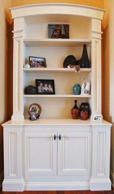 Luxury Home Builder in Westlake OH Small Bookshelf, Bookshelves, Bookcase, Custom Home Builders, Custom Homes, Bay Village, West Lake, Luxury Homes, Cabinet