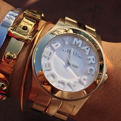Marc by Marc Jacobs Rivera watch