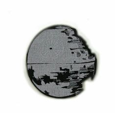 Star wars Death Star II patch That's no moon