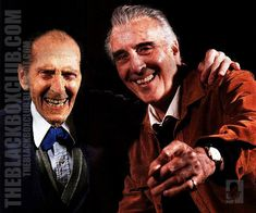 He was close friends with fellow actor Peter Cushing before Cushing's death in 1994. | 24 Reasons Sir Christopher Lee Is More Amazing Than You