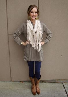 Tonal Tunic Top, $39.99 (sizes XS-L)#shoppage6 #page6boutique my favorite outfit!!