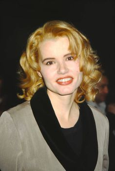 Female Actresses, Actors & Actresses, Stock Pictures, Stock Photos, Geena Davis, Square Faces, Sexy Older Women, Face Shapes, Style Icons