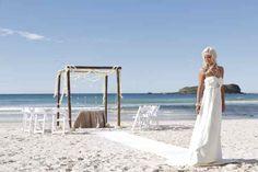 Tugun Beach Wedding