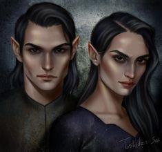 Dagdan and Brannagh by morgana0anagrom.