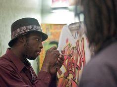 Graffiti Art Event at NU Hotel, Brooklyn