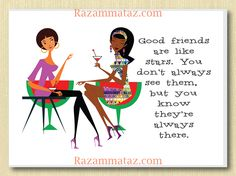 African american greeting cards birthdays pinterest american friends are like stars greeting card a m4hsunfo