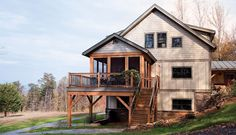 "About Gallery Floor Plans Specifications   The Tradd platform is essentially a classic New England ""Cape"" raised to a full two stories, with the second level organized under the roofline. It reflects both our experience with early American architectural design and our commitment to optimized, affordable performance standards. A basic Tradd is about 2000 square … Continue reading TRADD"