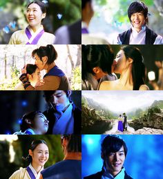 This doomed love story is wrecking my heart! Wol Ryung & Seo Hwa (Gu Family Book)