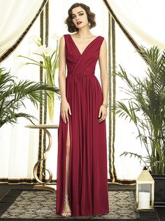 Dessy Collection Style 2894 http://www.dessy.com/dresses/bridesmaid/2894/?color=burgundy&colorid=8#.VM-o0Z3F8gt