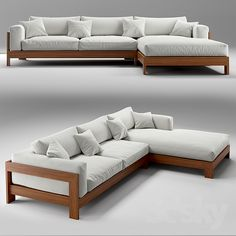 3d model: Furniture: Sofas - Download at 3ddd.ru