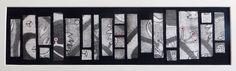 Collagraphic Print - Annwyn Dean 2016