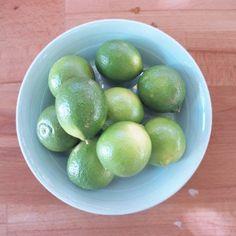 Homemade Limecello « A Good Place to Gather