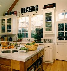snapshot - kitchen - eclectic - kitchen - los angeles - Sandy Koepke