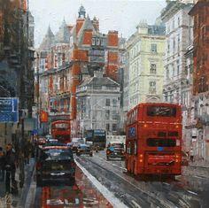Mark Lague - Kensington Bus Lane