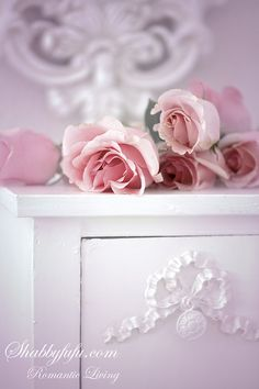 Florals....Softly Muted and Hot Color