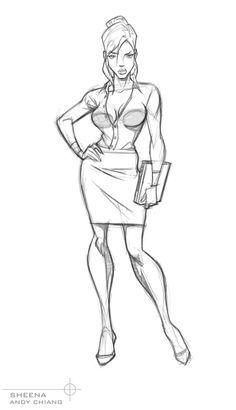 Sheena Reg Clothes <a…