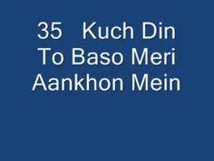 Kuch din to baso mere ankhon main - Ghulam Ali Ghulam Ali, Calm