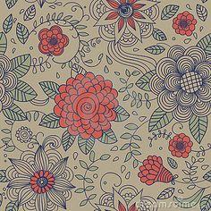 Resultados da Pesquisa de imagens do Google para http://www.dreamstime.com/floral-vintage-seamless-pattern-thumb17209696.jpg