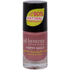 Benecos is a German BDIH Certified Natural brand with a range of modern, all natural and effective skincare and makeup at an affordable price. The range includes 10 free nail polish, a men's skincare range, and a full makeup range, too. Safe Nail Polish, Kids Nail Polish, Nail Polish Hacks, Natural Nail Polish, Natural Nails, Natural Skin Care, Natural Health Magazine, Happy Nails, Biotin