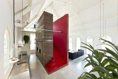 God's Loftstory / LKSVDD God's Loftstory / Leijh Kappelhoff Seckel van den Dobbelsteen architecten – ArchDaily