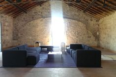 Stone interior
