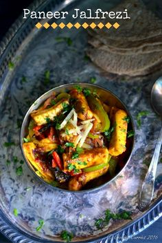Spicy with burst-in-your-mouth flavors in every bite, this Paneer Jalfrezi is a favorite amongst all! A popular and favorite order from the vegetables section of a restaurant menu, along with the Paneer Makhani and Palak Paneer and Malai Kofta, this Paneer Jalfrezie is a simple yet flavorful stir fry of paneer with vegetables with no...Read More »