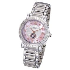 Ladies Pink Watch.