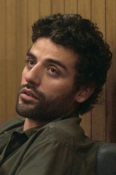 "Oscar Isaac as Cecil in ""Revenge For Jolly!"" (2012)"