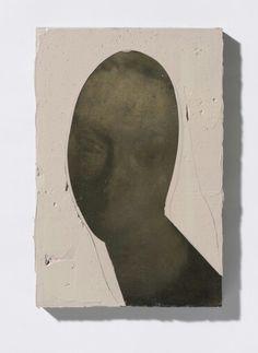 Nicola Samorì, Il sorriso del vincitore, 2015/2016, oil on board, 30 x 20 cm