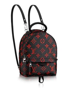 <3 this LV Noir Rouge