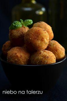 włoskie arancini