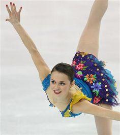 2006 XX Olympic Winter Games Torino  Sasha Cohen SP  Ochi Chernye (Dark Eyes)