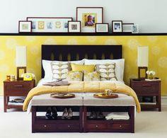 neat yellow/black scheme