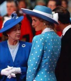 Princess Diana, May 1989