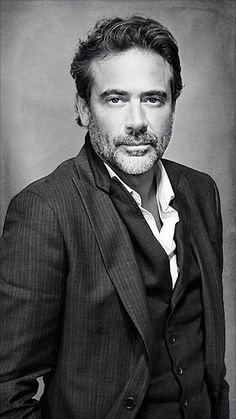 Jeffrey Dean Morgan is an American actor. He is known for playing John Winchester on Supernatural, Denny Duquette in the medical drama Grey's Anatomy, The Comedian in the 2009 superhero film Watchmen and Negan on The Walking Dead. Wikipedia  Born: April 22, 1966, Seattle, WA  Height: 6′ 2″