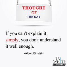 #ThoughtoftheDay