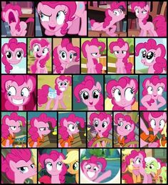 These All Come From the Same Episode! (Pinkie Apple Pie)