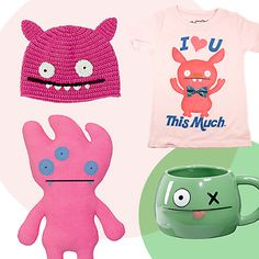 They're baaaack! Uglydoll!!! Each one is soft, cuddly—and so ugly it's actually cute. Kids love them and so do we. If you wanna be happy for the rest of your life......Fab.com