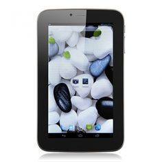 IPPO F815 MTK6515 Tablet PC 7 Inch Android 4.1 2G/GSM Monster Phone Bluetooth Dual Camera Black