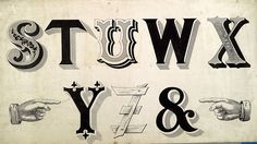15 Vintage Typography Fonts and Flourishes - Free -Public Domain Images Vintage Fonts Free, Vintage Typography, Typography Fonts, Graphics Vintage, Sign Writer, Cool Lettering, Hand Lettering, Wedding Fonts, Retro Font