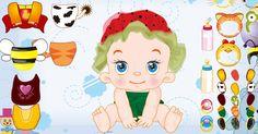 Bebek oyunları ve sıra dışı bebek giydirme oyunlarını sunan http://www.degisikoyunlar.net iyi eğlenceler diler.