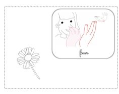 fleur LSF illustration