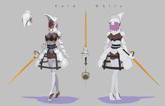 ArtStation - characters, Sipei Zhu