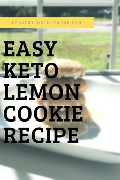Easy Keto Recipes: If you are a #ketodiet beginner these easy keto lemon cookies will be your go-to treat! Cookie Recipes, Keto Recipes, Healthy Recipes, Lemon Cookies, Mental Health Awareness, Healthy Lifestyle, Treats, Easy, Recipes For Biscuits