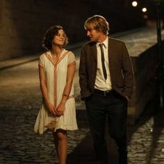 "Gil ""Midnight in Paris"", not really a French film but takes place in Paris"