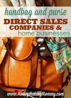 Purses And Handbag Home Businesses You Can Start