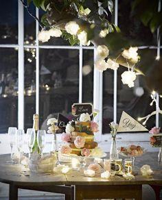 Woodland Fairy Tea Party by Paula on Etsy