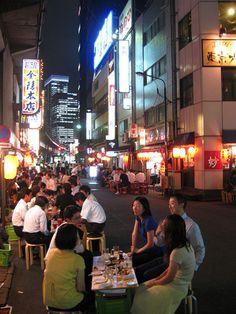 Izakaya food -japanese-pubs